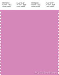 PANTONE SMART 16-3118X Color Swatch Card, Cyclamen