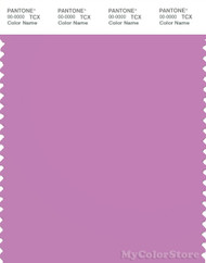 PANTONE SMART 16-3320X Color Swatch Card, Violet