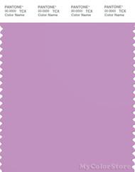 PANTONE SMART 16-3416X Color Swatch Card, Violet Toule