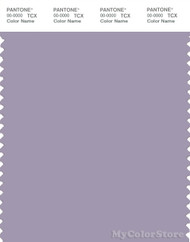 PANTONE SMART 16-3810X Color Swatch Card, Wisteria