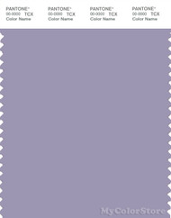 PANTONE SMART 16-3812X Color Swatch Card, Heirloom Lilac