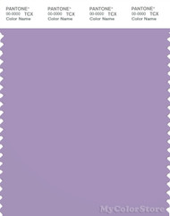 PANTONE SMART 16-3815X Color Swatch Card, Viola