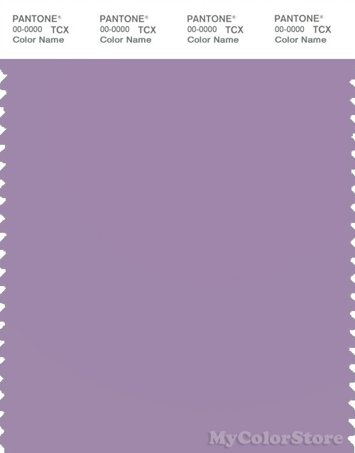 PANTONE SMART 16-3817X Color Swatch Card, Rhapsody
