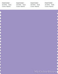 PANTONE SMART 16-3823X Color Swatch Card, Violet Tulip