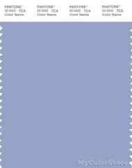 PANTONE SMART 16-3921X Color Swatch Card, Blue Heron