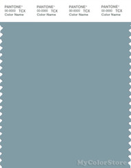 PANTONE SMART 16-4114X Color Swatch Card, Stone Blue