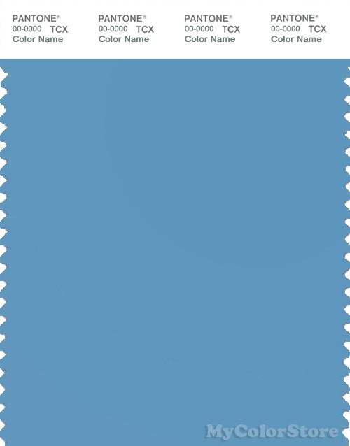 PANTONE SMART 16-4127X Color Swatch Card, Cobalt