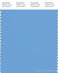PANTONE SMART 16-4132X Color Swatch Card, Little Boy Blue