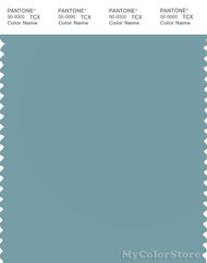 PANTONE SMART 16-4414X Color Swatch Card, Cameo Blue