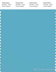 PANTONE SMART 16-4421X Color Swatch Card, Blue Mist