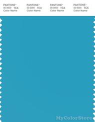PANTONE SMART 16-4427X Color Swatch Card, Horizon Blue