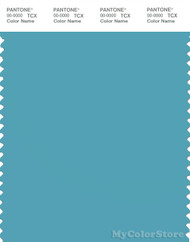 PANTONE SMART 16-4525X Color Swatch Card, Bright Blue