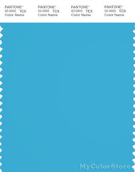 PANTONE SMART 16-4530X Color Swatch Card, Aquarius