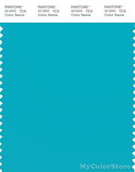 PANTONE SMART 16-4725X Color Swatch Card, Scuba Blue