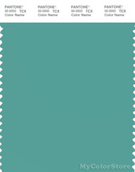 PANTONE SMART 16-5119X Color Swatch Card, Sea Blue