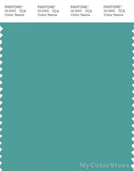 PANTONE SMART 16-5418X Color Swatch Card, Lagoon