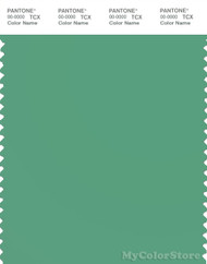 PANTONE SMART 16-5820X Color Swatch Card, Green Spruce
