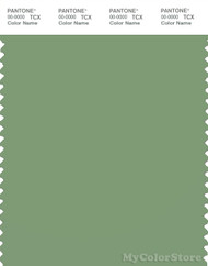 PANTONE SMART 17-0215X Color Swatch Card, Aspen Green