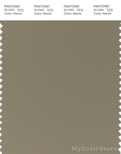 PANTONE SMART 17-0618X Color Swatch Card, Mermaid
