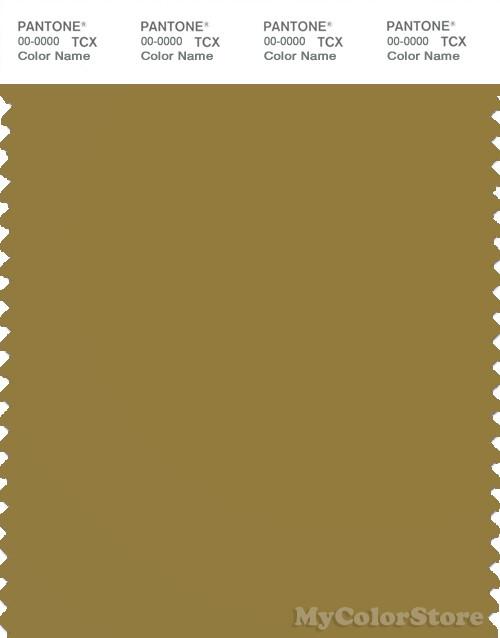 PANTONE SMART 17-0836X Color Swatch Card, Ecru Olive