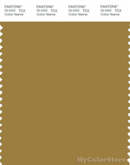 PANTONE SMART 17-0843X Color Swatch Card, Bronze Mist