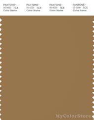 PANTONE SMART 17-1125X Color Swatch Card, Dijon
