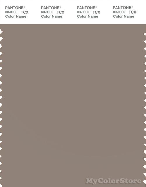 PANTONE SMART 17-1212X Color Swatch Card, Fungi