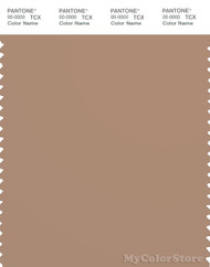 PANTONE SMART 17-1223X Color Swatch Card, Praline