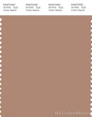 PANTONE SMART 17-1227X Color Swatch Card, Cafe 'au Lait