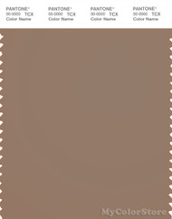 PANTONE SMART 17-1316X Color Swatch Card, Portabella