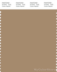 PANTONE SMART 17-1320X Color Swatch Card, Tannin