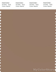 PANTONE SMART 17-1321X Color Swatch Card, Woodsmoke