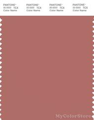 PANTONE SMART 17-1520X Color Swatch Card, Canyon Rose
