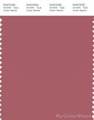 PANTONE SMART 17-1522X Color Swatch Card, Mauvewood