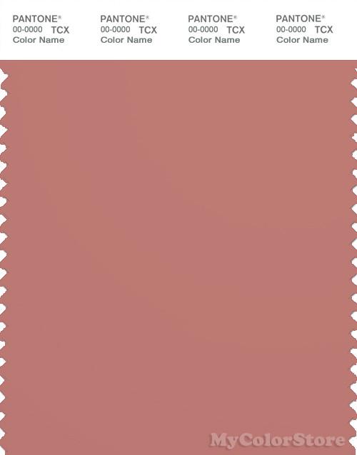 PANTONE SMART 17-1524X Color Swatch Card, Desert Sand