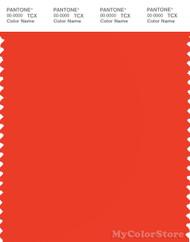 PANTONE SMART 17-1563X Color Swatch Card, Cherry
