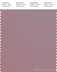 PANTONE SMART 17-1605X Color Swatch Card, Elderberry