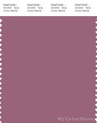 PANTONE SMART 17-1612X Color Swatch Card, Mellow Mauve
