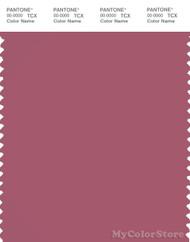 PANTONE SMART 17-1623X Color Swatch Card, Rose Wine