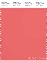 PANTONE SMART 17-1643X Color Swatch Card, Porcelain Rose