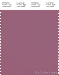 PANTONE SMART 17-1710X Color Swatch Card, Bordeaux