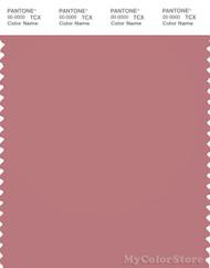 PANTONE SMART 17-1718X Color Swatch Card, Dusty Rose