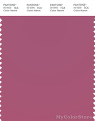 PANTONE SMART 17-1818X Color Swatch Card, Red Violet