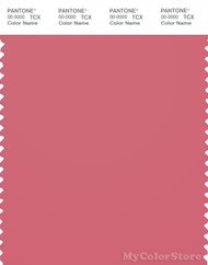 PANTONE SMART 17-1927X Color Swatch Card, Desert Rose