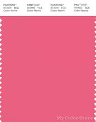 PANTONE SMART 17-1930X Color Swatch Card, Camillia Rose