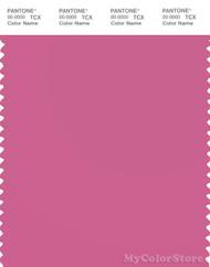 PANTONE SMART 17-2520X Color Swatch Card, Ibis Rose