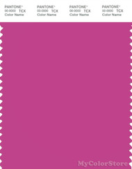 PANTONE SMART 17-2624X Color Swatch Card, Rose Violet