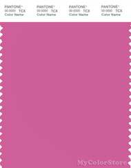 PANTONE SMART 17-2627X Color Swatch Card, Phlox Pink
