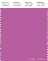 PANTONE SMART 17-3023X Color Swatch Card, Rosebud