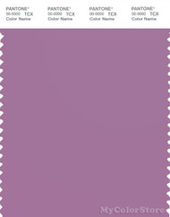PANTONE SMART 17-3313X Color Swatch Card, Dusty Lavender